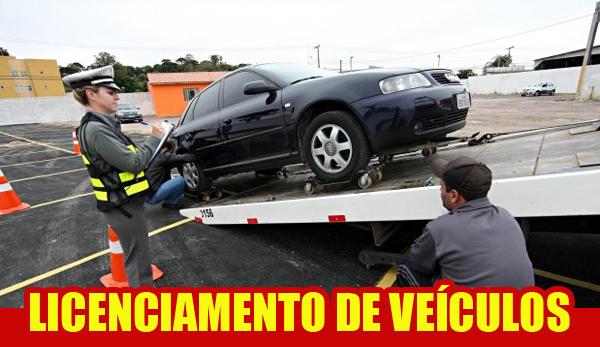 licenciamento veículos Goiás