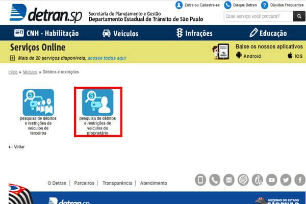 Consulta Multas e Infrações 2018 Detran SP: veja aqui!