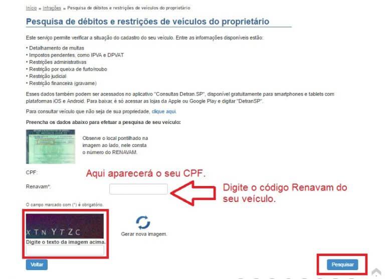 Licenciamento Detran SP 2018 – Como realizar a consulta