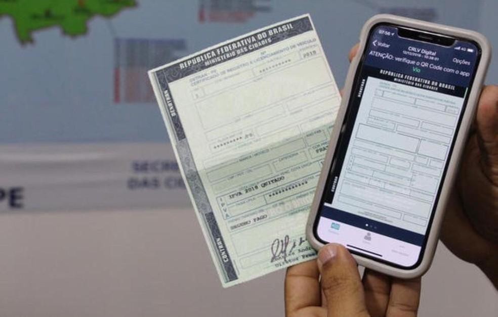 Licenciamento Detran PA
