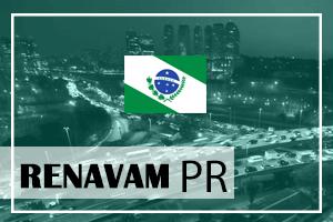 Renavam Detran PR