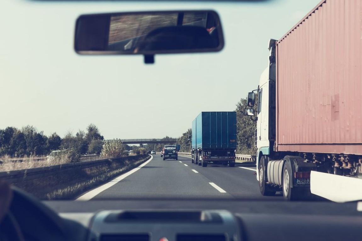 visão de trânsito